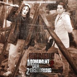 Murda Ron & Splattaqueen-Monument der Zerstörung 2