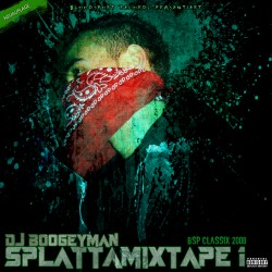 DJ Boogeyman - Splattamixtape 1 (Neuauflage)