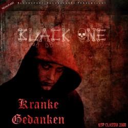 Black One - Kranke Gedanken (Neuauflage)
