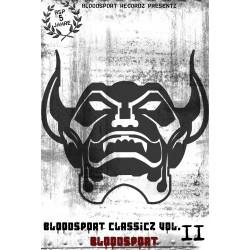 BLOODSPORT-BSP CLASSICZ VOL.2 (8er CD BOX/100 STK. LIMITIERT)