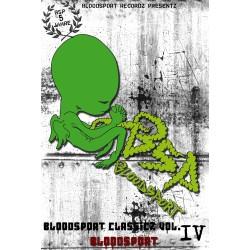 BLOODSPORT-BSP CLASSICZ VOL.4 (8er CD BOX/100 STK. LIMITIERT)