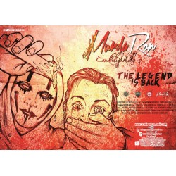 "Murda Ron ""Candlelightkilla 9"" Poster"