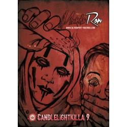 "Murda Ron Sticker ""Candlelightkilla 9"""