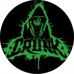 Crunk (Logo) Button