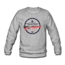 BSP Wear 52-Niemand ist so Krank wie wir / Sweatshirt