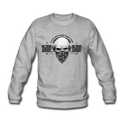 BSP Wear 50-Mittelfinger für die ganze Szene/Sweatshirt