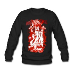 BSP Wear 40-Groupie Slasher / Sweatshirt