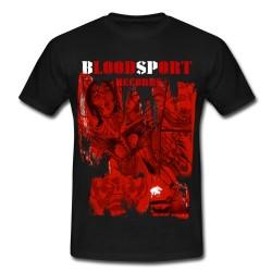 BSP Wear 34-Slasher Comic / T Shirt