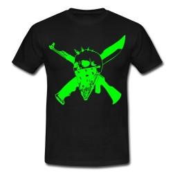BSP Wear 31-Phsycho666 Neon /T Shirt