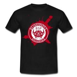BSP Wear 08-Bloodsport Logo / T Shirt