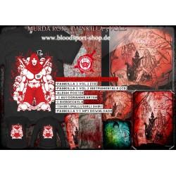 Murda Ron-Painkilla 3 Vol.2 (Shirt Merch Pack)