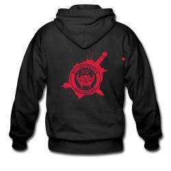 BSP Wear 08-Bloodsport Logo / Jacke