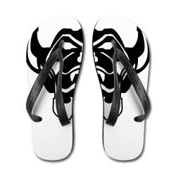 BSP Wear 19-Bloodsport Devil / Flip Flops 4 Men