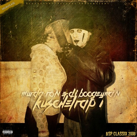 Murda Ron & DJ Boogeyman-Kuschelrap 1 (Neuauflage)