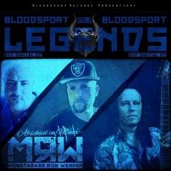 MRW - Abschied in Minor (Bloodsport Legends 2)