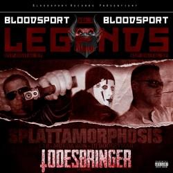 Splattamorphosis-Todesbringer The Beginning (Bloodsport Legends 3)