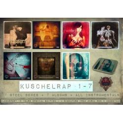 Murda Ron & Boogeyman-Kuschelrap 1-7 (Steelbox) 15 Years Special Edition