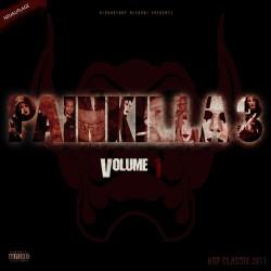 Murda Ron - Painkilla 3 Vol.1 (Digipack CD)