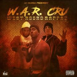 Carlo Gadz & W.A.R Cru - WestAggroRappaz (2004-Rar)