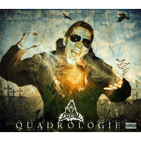 Crunk - Quadrologie (4er CD Disc)