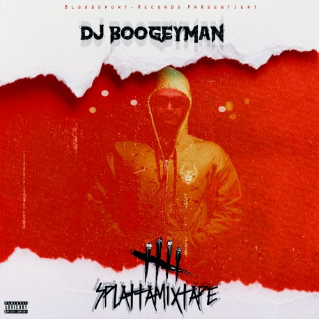 DJ Boogeyman - Splattamixtape 5 (Lim.Steelbox)