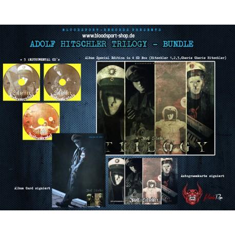 Adolf Hitschler Trilogy Bundle (Teil 1-3,Cherie Cherie Hitschler)