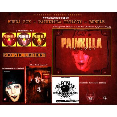 Murda Ron - Painkilla Trilogy Bundle